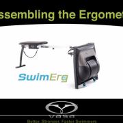 Vasa Swim Ergometer Assembly Overview   YouTube