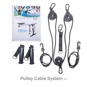 rope pulley system for Trainer handles PCS Manual