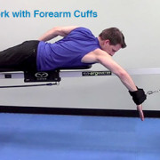 strength training for high elbow catch