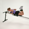Ankle Straps for dryland swim kicking workouts