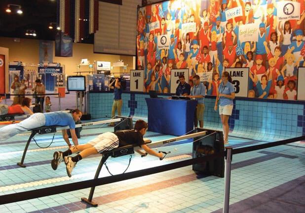Vasa at the Summer Games