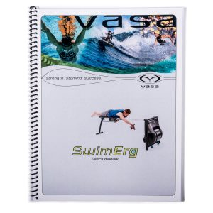 Printed Instruction Manual Vasa Swim Erg