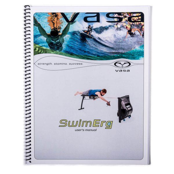 Printed Instruction Manual Vasa Swim Erg