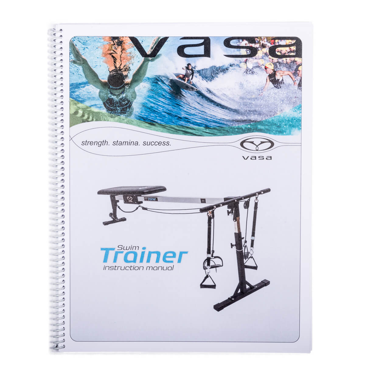 exercise book for swimmers surfer triathletes