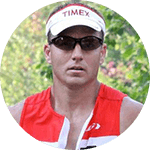 Ian Kurth, Ironman triathlete