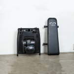 Compact Swim Erg portable view