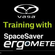 Video for Training with Vasa SpaceSaver Ergometer