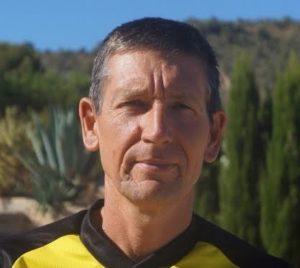 Coach Martin Hill