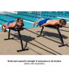 Sport Bench build swim-specific strength & endurance in all strokes