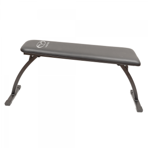 Universal sport bench folds for storage