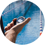 Swim Coach Stopwatch