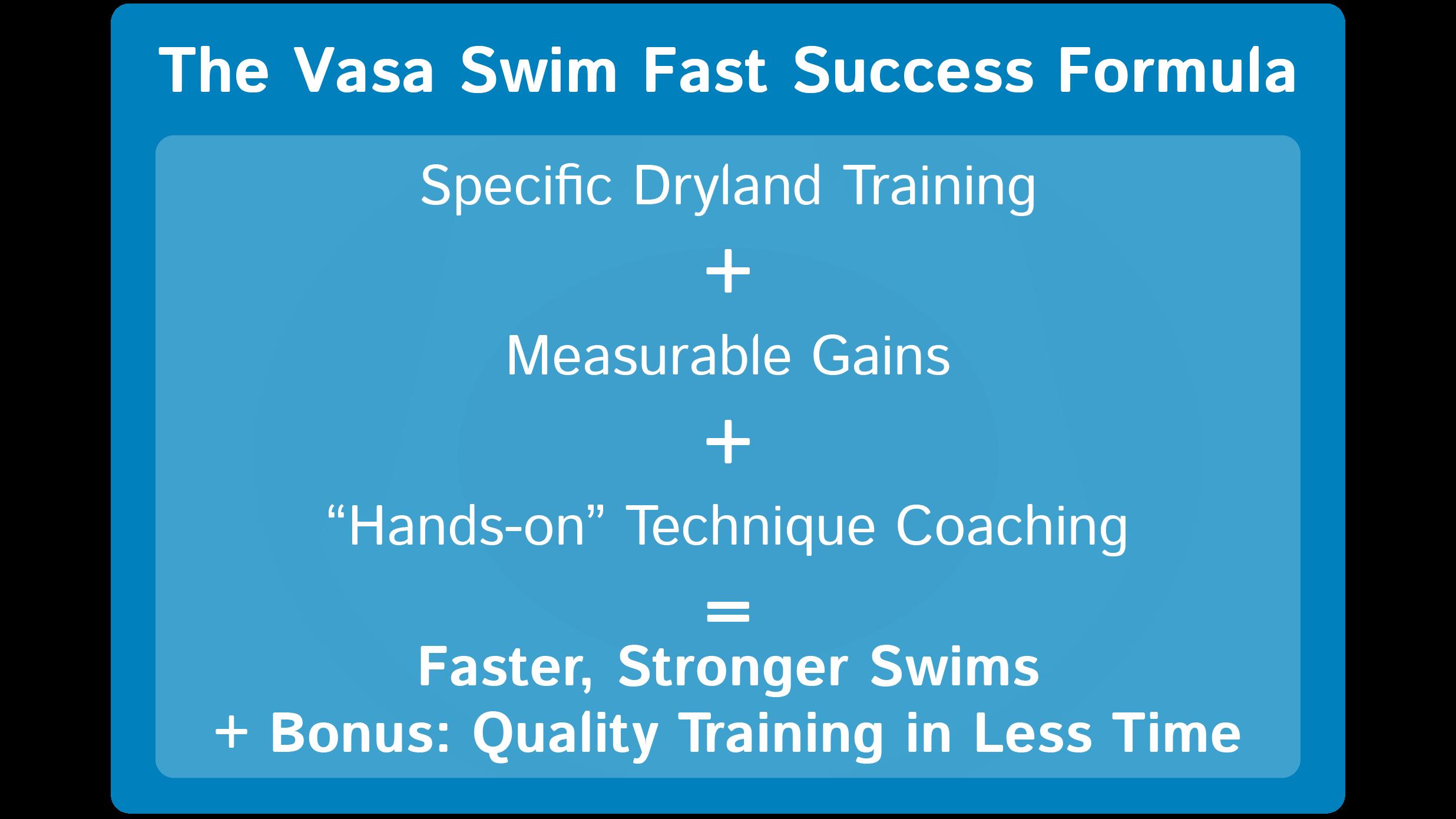 swim coach success formula