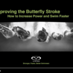 Improving your butterfly stroke video