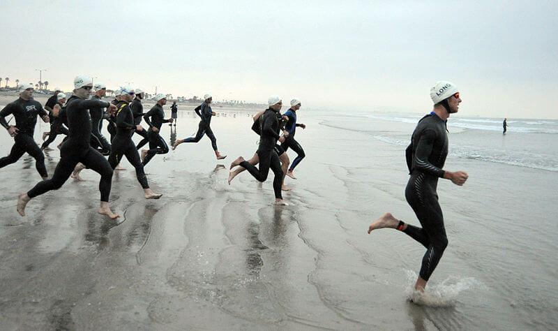 Triathlon Training Camps UK