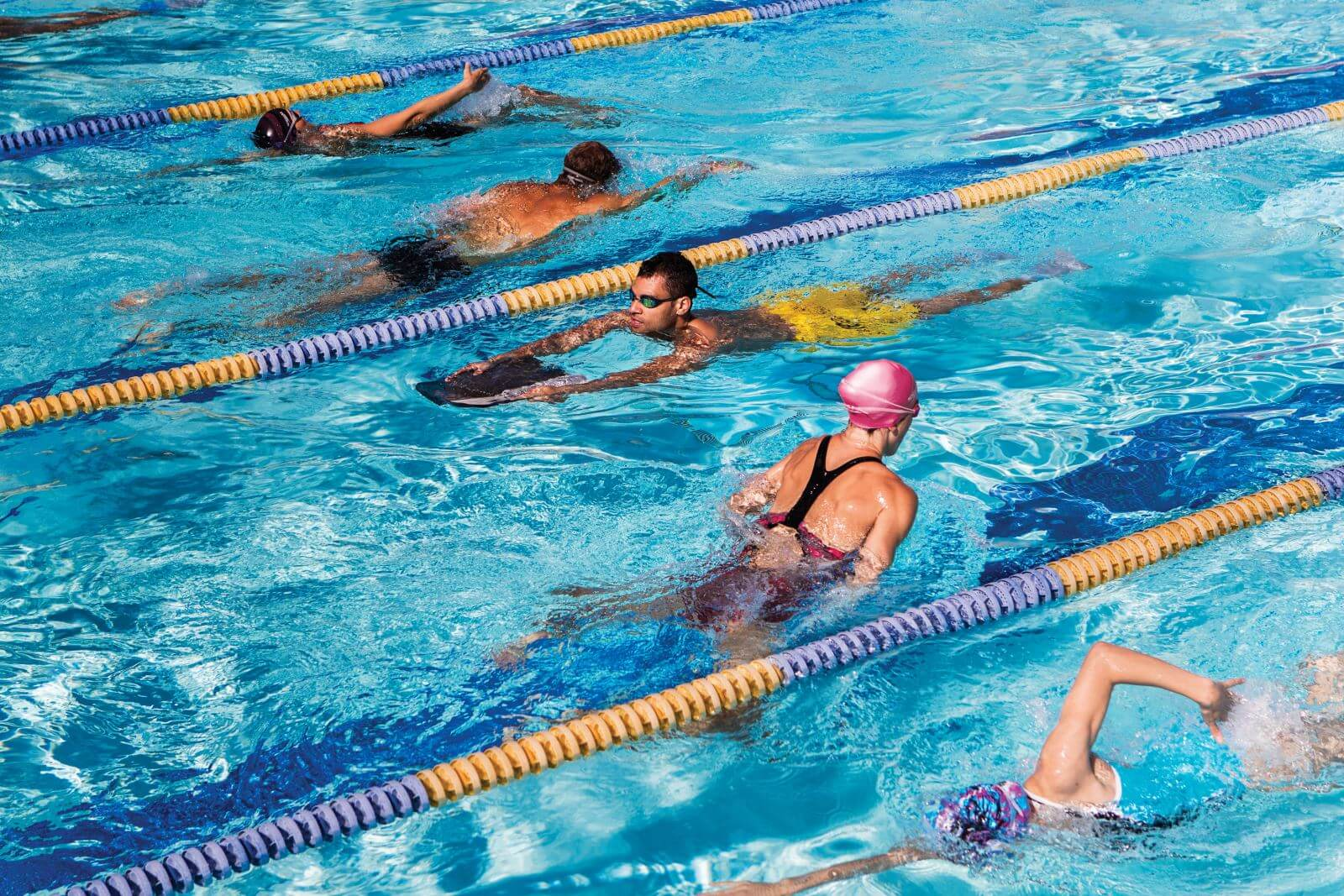 Maximize pool time
