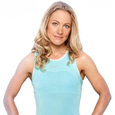 Xterra world champion Leslie Patterson