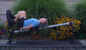 Dan Daly Workout