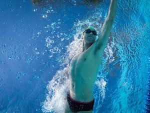 McElroy Pandemic Swim Training