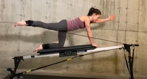 pilates workout for swimmers